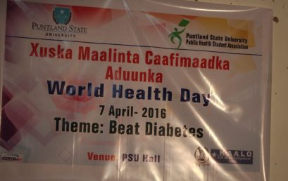 World Health Day 2016 commemorated at PSU