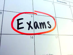 Second Trimester of the 2017-18 Final Exams.