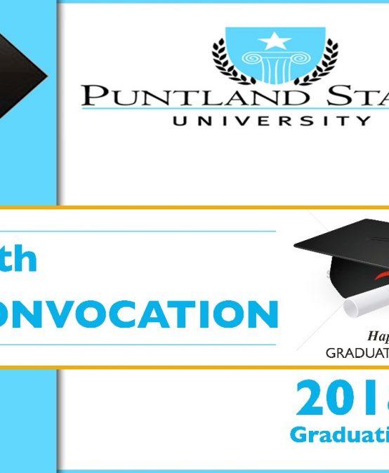 PSU 11TH CONVOCATION